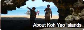 Explore Koh Yao Islands