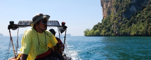 Boat tours around Koh Yao Islands