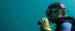 Diving around Koh Yao Islands