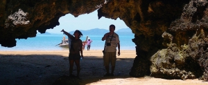 Activities around Koh Yao Caves